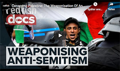 Weaponizing Antisemitism